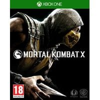 Игра Mortal Kombat X (Xbox One) б/у