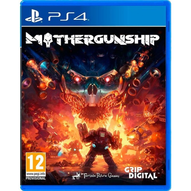 Игра Mothergunship (PS4) (eng)