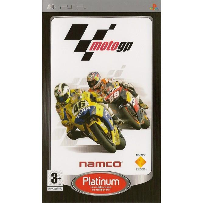 Игра Moto GP (PSP) б/у