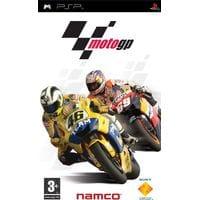Игра MotoGP 09 (PSP) б/у