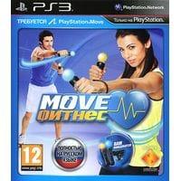 Игра Move фитнес (PS3) б/у (rus)