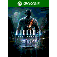 Игра Murdered Soul Suspect (Xbox One) б/у (eng)
