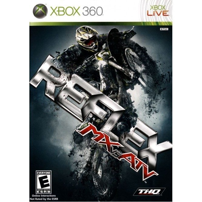 Игра MX vs ATV Reflex (Xbox 360) б/у