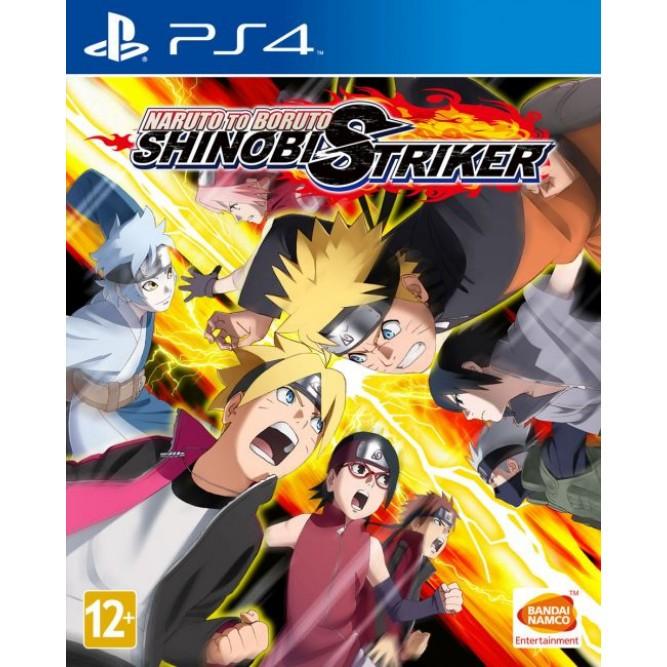 Игра Naruto to Boruto: Shinobi Striker (PS4)