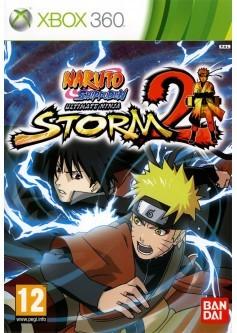 Игра Naruto Shippuden: Ultimate Ninja Storm 2 (Xbox 360) б/у