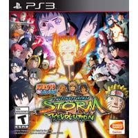 Игра Naruto Shippuden: Ultimate Ninja Storm Revolution (PS3) б/у