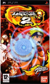 Игра Naruto: Ultimate Ninja Heroes 2 (PSP) б/у (eng)
