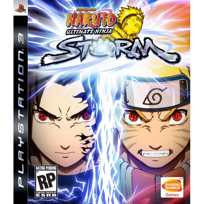 Игра Naruto: Ultimate Ninja Storm (PS3) б/у