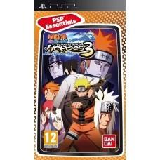Игра Naruto Shippuden: Ultimate Ninja Heroes 3 (PSP) б/у (eng)