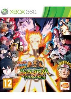Игра Naruto Shippuden: Ultimate Ninja Storm Revolution (Xbox 360) б/у