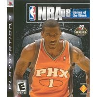 Игра NBA 08 (PS3) б/у