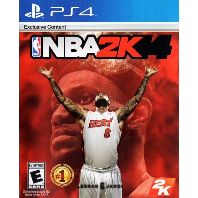 Игра NBA 2K14 (PS4) б/у