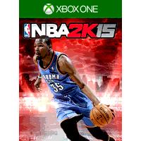 Игра NBA 2K15 (Xbox One) б/у