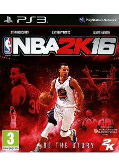 Игра NBA 2K16 (PS3) б/у