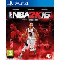 Игра NBA 2K16 (PS4) б/у