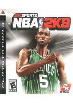 Игра NBA 2K9 (PS3) б/у (eng)