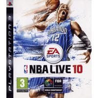 Игра NBA Live 10 (PS3) б/у (eng)