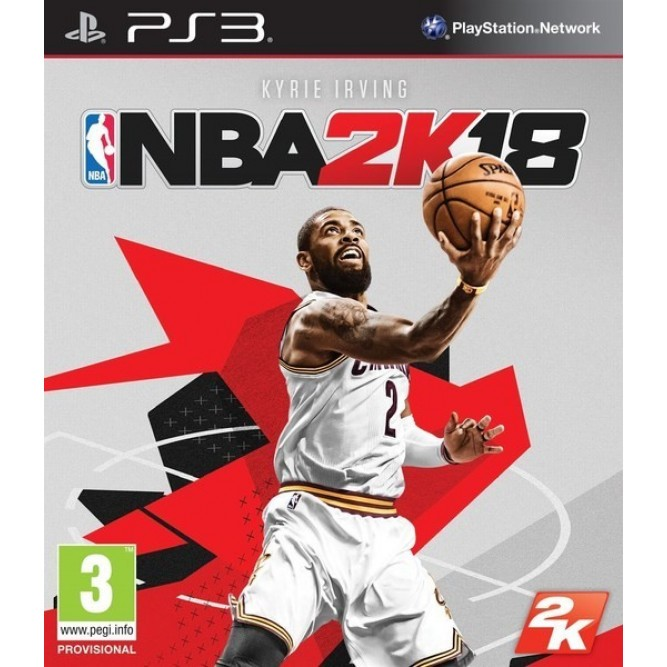 Игра NBA 2K18 (PS3) б/у (eng)