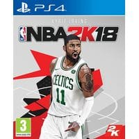 Игра NBA 2K18 (PS4) б/у (eng)