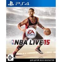 Игра NBA Live 15 (PS4) б/у