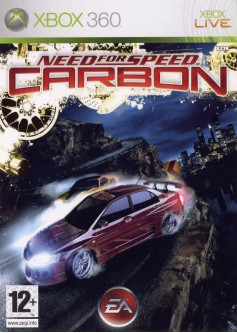 Игра Need For Speed: Carbon (Xbox 360) б/у