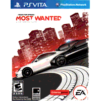 Игра Need for Speed: Most Wanted (PS Vita) (rus)