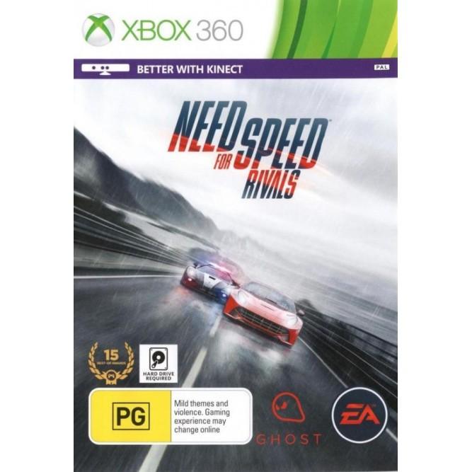 Игра Need For Speed: Rivals (Xbox 360) б/у
