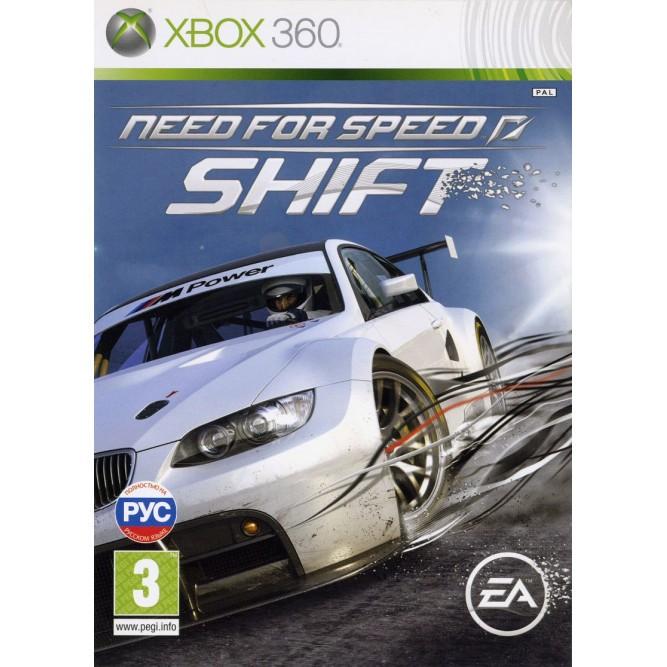 Игра Need for Speed: Shift (Xbox 360) б/у