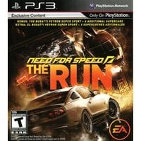 Игра Need for Speed: The Run (PS3) (rus)
