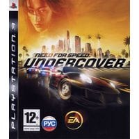 Игра Need For Speed Undercover (PS3) б/у
