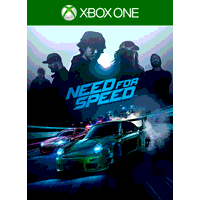 Игра Need For Speed (2015) (Xbox One) б/у (rus)