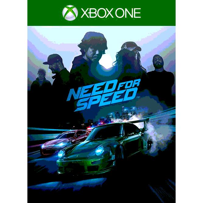 Игра Need For Speed (2015) (Xbox One) б/у (rus)