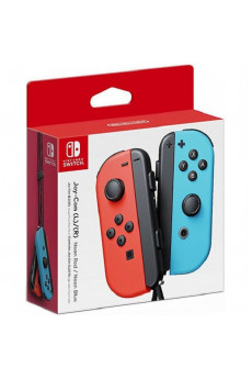 Геймпад Switch Controller Joy-Con (Neon Red/Neon Blue)