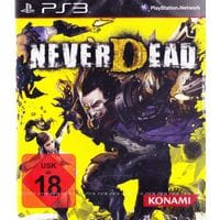 Игра NeverDead (PS3) б/у