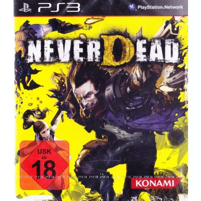 Игра NeverDead (PS3)