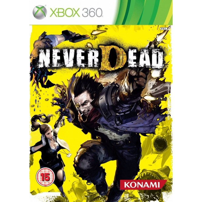 Игра NeverDead (Xbox 360) б/у