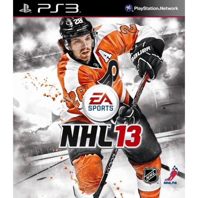 Игра NHL 13 (PS3) б/у