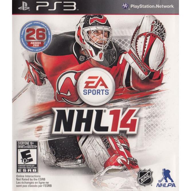 Игра NHL 14 (PS3) б/у