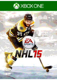 Игра NHL 15 (Xbox One) б/у