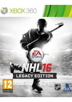 Игра NHL 16: Legacy Edition (Xbox 360) б/у