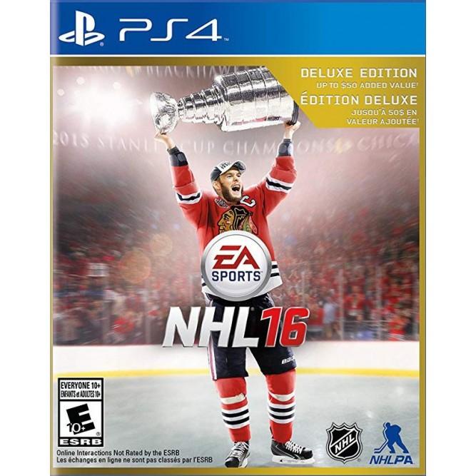Игра NHL 16 (PS4) б/у