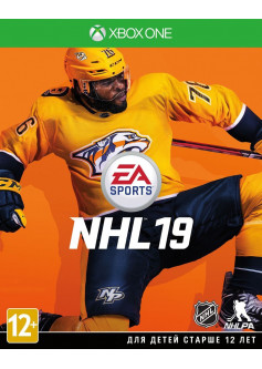 Игра NHL 19 (Xbox One) (rus sub)