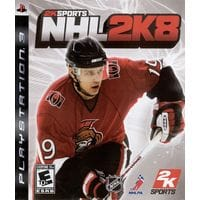 Игра NHL 2K8 (PS3) б/у