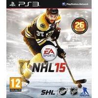Игра NHL 15 (PS3) б/у