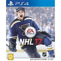 Игра NHL 17 (PS4) б/у