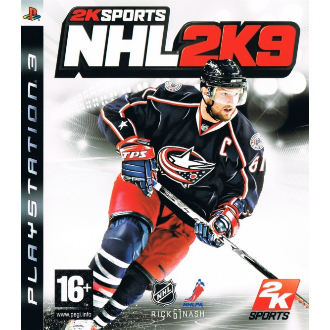 Игра NHL 2K9 (PS3) б/у (eng)