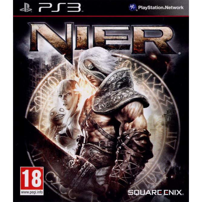 Игра Nier (PS3) (eng) б/у