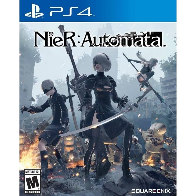 Игра Nier Automata (PS4)