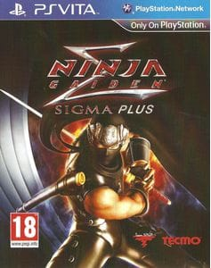 Игра Ninja Gaiden Sigma Plus (PS Vita) б/у (eng)
