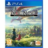 Игра Ni No Kuni 2: Возрождение короля (PS4) б/у (rus sub)